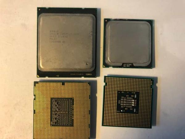 Computerprozessor - CPU Intel Core I