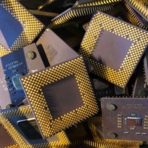 Computerprozessor - CPU Keramik
